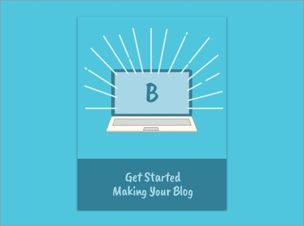 Get Started Building a Blog