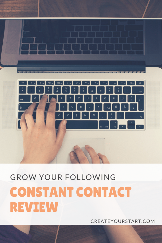 Constant Contact Review: Grow Your Following