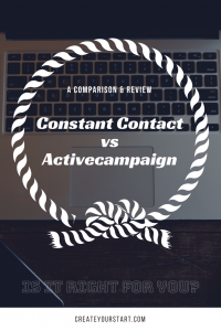ActiveCampaign vs Constant Contact: A Comparison
