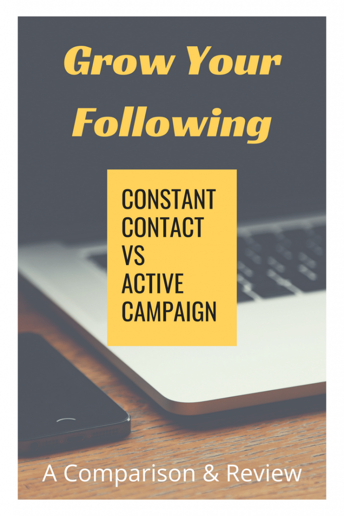 Activecampaign vs. Constant Contact: Grow Your Following