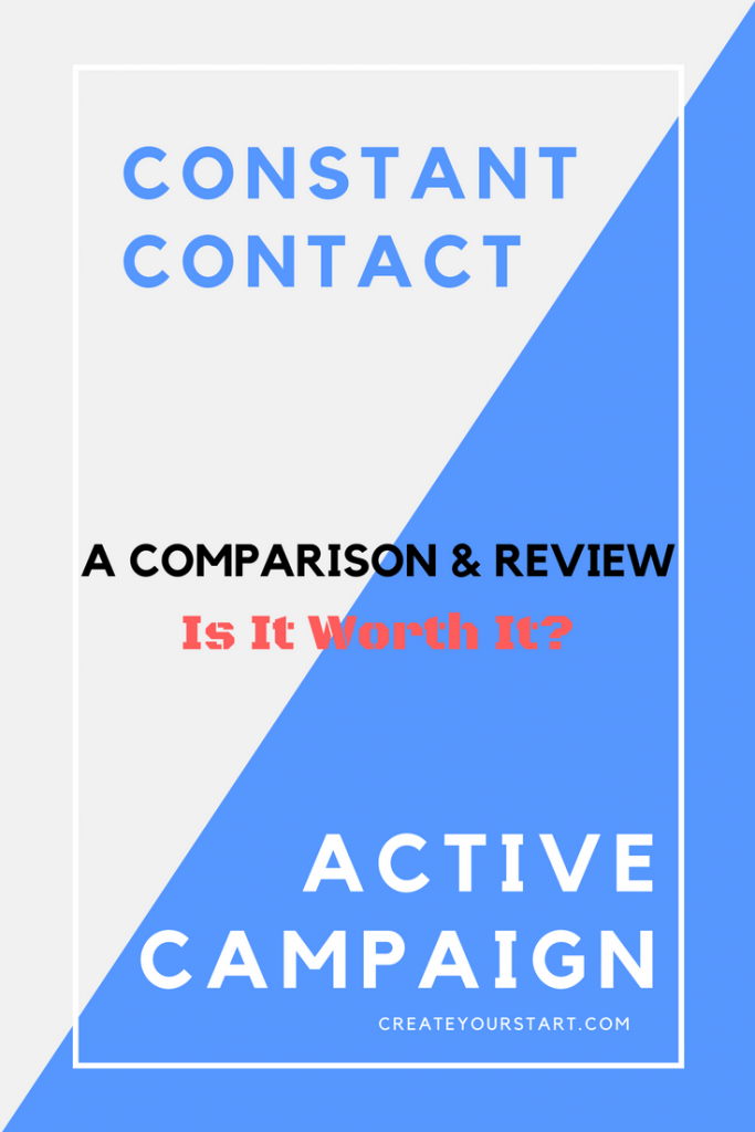 Activecampaign vs. Constant Contact: A Comparison and Review