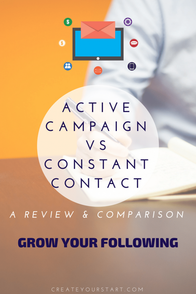 Active Campaign vs. Constant Contact: Grow Your Following