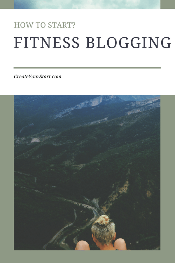 How to Start Fitness Blogging