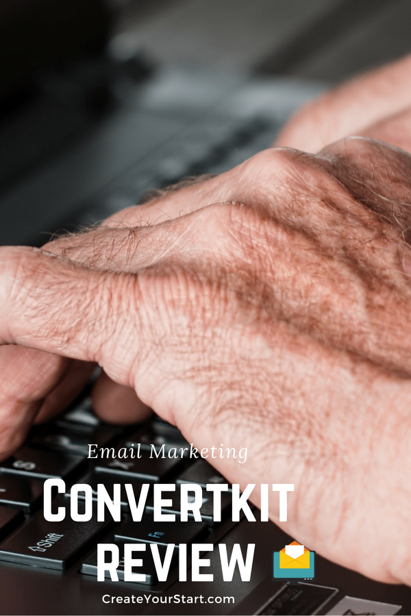ConvertKit Review: Email Marketing