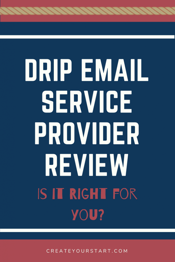 Drip Email Service Provider Review: Is it Right for You?
